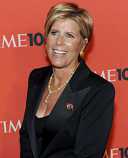 Suze Orman The World Of Twitter Time