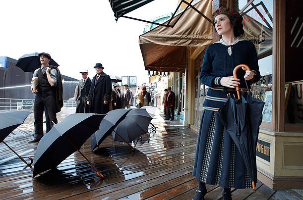 Behind The Scenes Of Boardwalk Empire Photo Essays Time