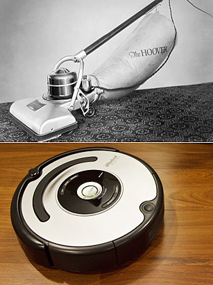 Vacuum Cleaners Gadgets Then And Now Time