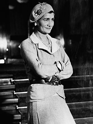 Coco Chanel 1883 1971 The 25 Most Powerful Women Of