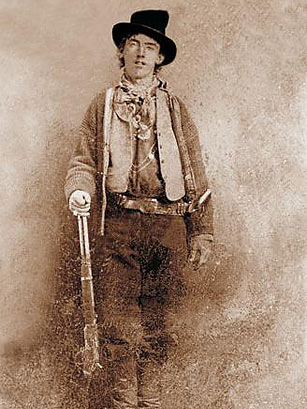 Research papers on billy the kid