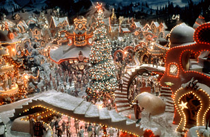 How The Grinch Stole Christmas's Who-ville Feast - Top 10 ...