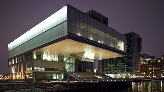 Seaport District: ICA Boston