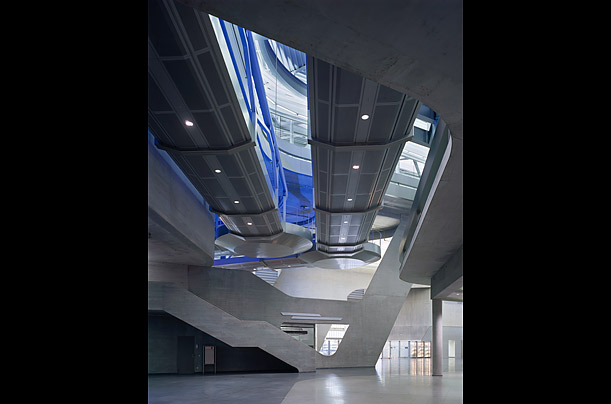 The Vision of Architect Zaha Hadid