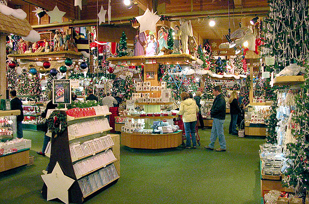 Frankenmuth Christmas.Frankenmuth Mich A Big Store In Little Bavaria