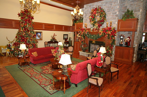 Christmas Inn.Pigeon Forge Tenn There S A Christmas Place For Us