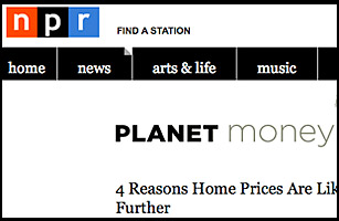 Planet Money - The 25 Best Financial Blogs - TIME