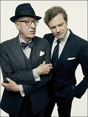Geoffrey Rush and Coli...
