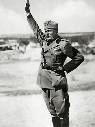 Opic mussolini and fascist italy essay