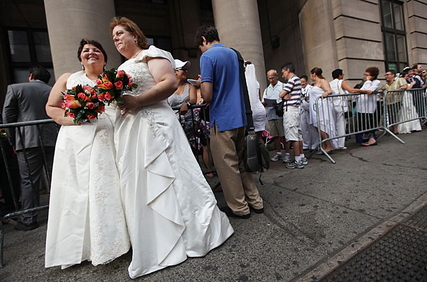 wedding bells for same sex couples in new york photo essays time gay marriage new york