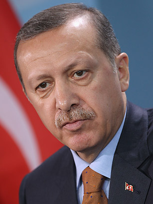 Recep Tayyip Erdogan Time S Person Of The Year 2011 Poll