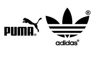 the latest 727c2 e123d Adidas vs. Puma - Top 10 Family Feuds - TIME