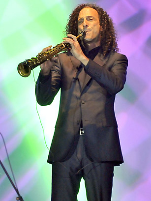 Kenny G - Top 10 G's - TIME