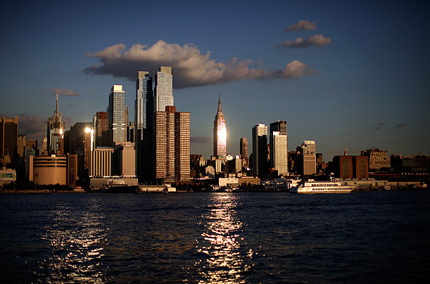 New York City Time Special Report The World At 7