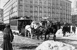 The Great Blizzard February 1899 Top 10 Big Bad