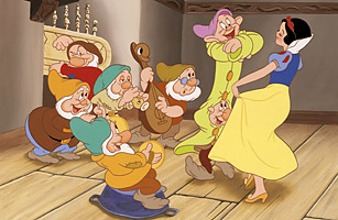 Snow white and the seven dwarfs essay