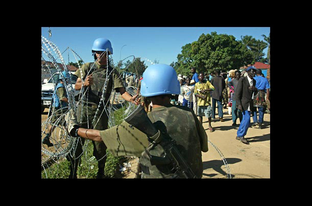 congolese war rages