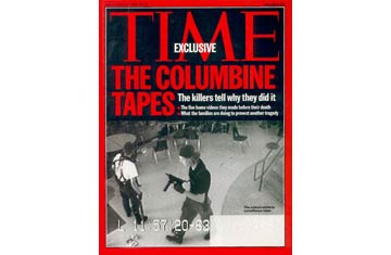 The Columbine Tapes Time