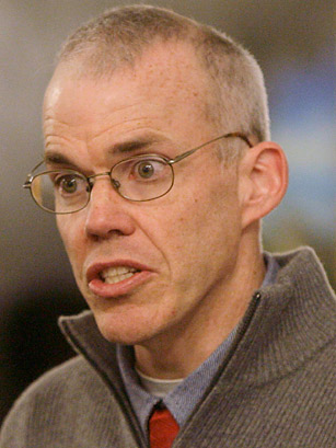 Bill McKibben - TIME's People Who Mattered in 2011 - TIME