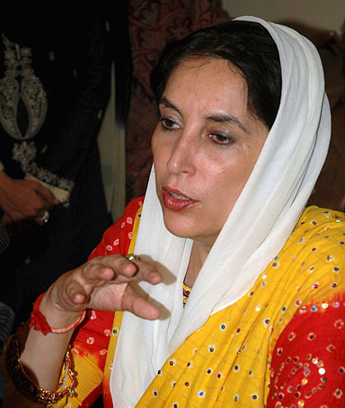 You very benazir bhutto hot consider, that